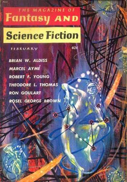 Fantasy and Science Fiction 117