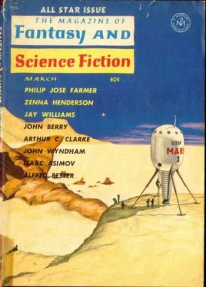 Fantasy and Science Fiction 118