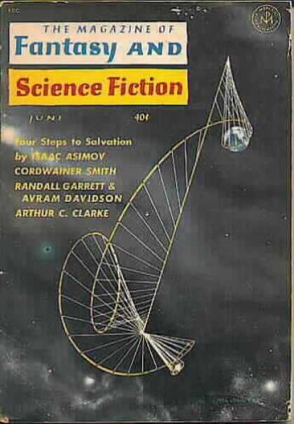 Fantasy and Science Fiction 121