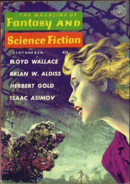 Fantasy and Science Fiction 124