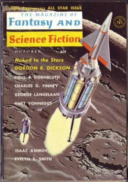 Fantasy and Science Fiction 125