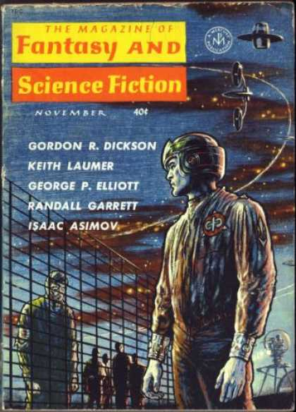 Fantasy and Science Fiction 126