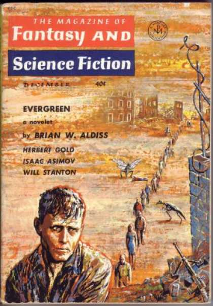 Fantasy and Science Fiction 127
