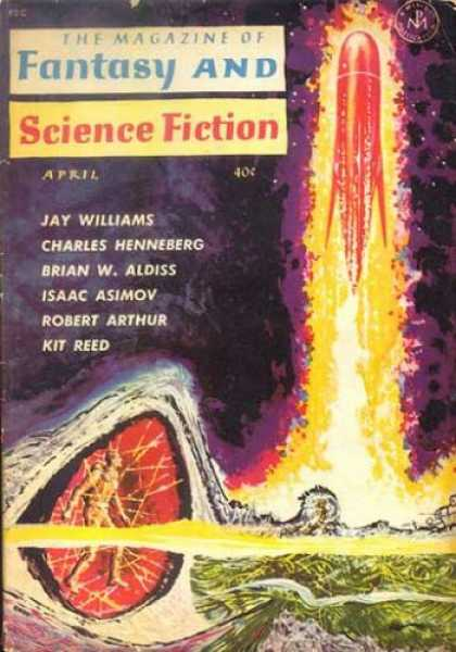 Fantasy and Science Fiction 131