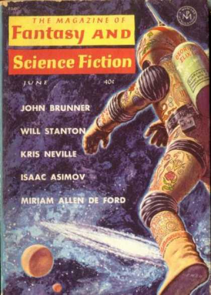 Fantasy and Science Fiction 133