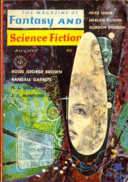 Fantasy and Science Fiction 135