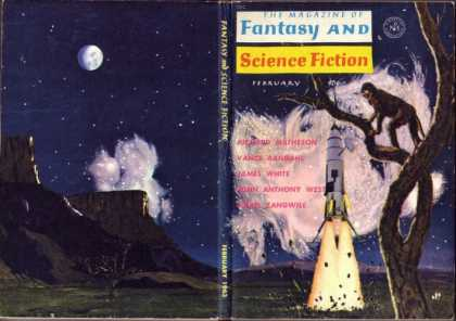 Fantasy and Science Fiction 141