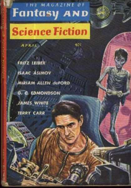 Fantasy and Science Fiction 143