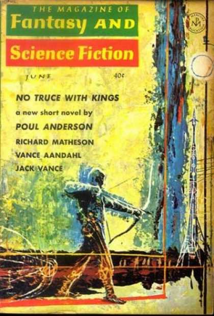 Fantasy and Science Fiction 145