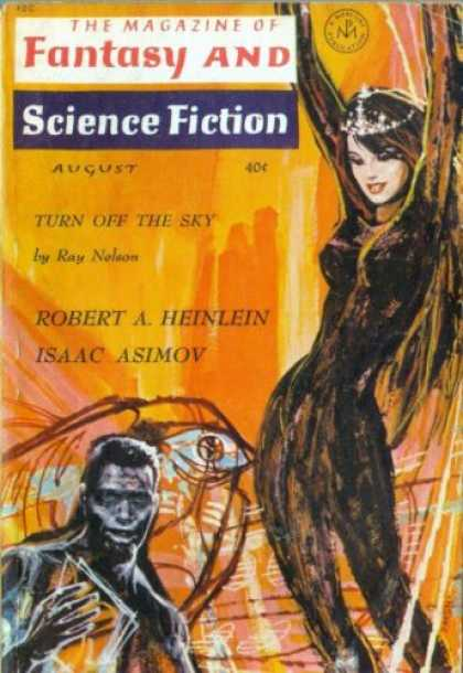 Fantasy and Science Fiction 147