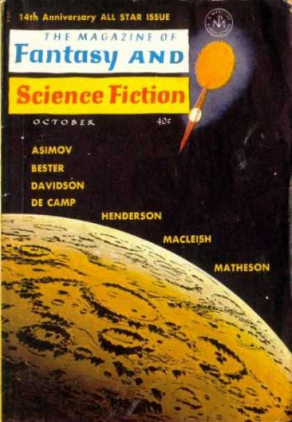 Fantasy and Science Fiction 149