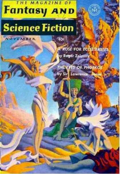 Fantasy and Science Fiction 150