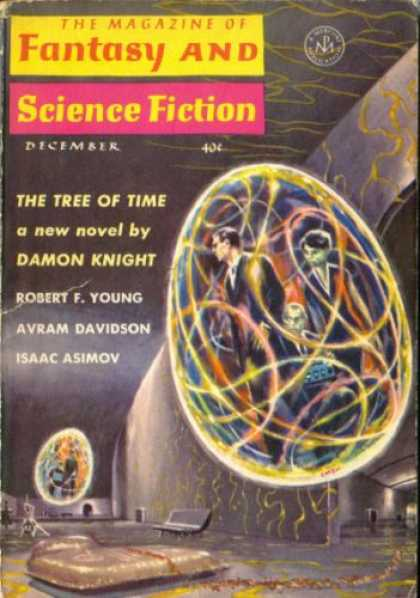 Fantasy and Science Fiction 151