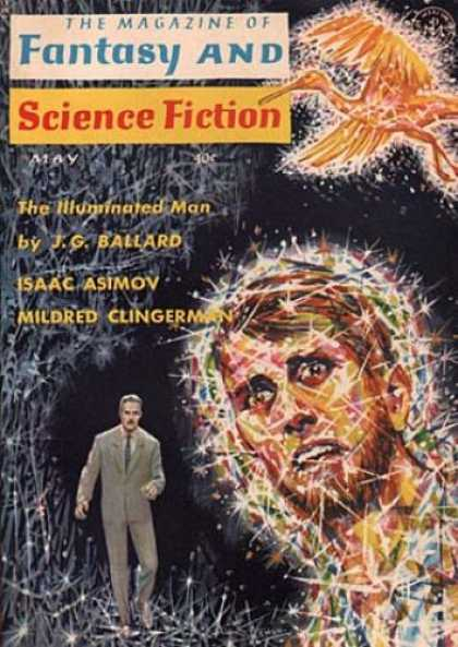 Fantasy and Science Fiction 156