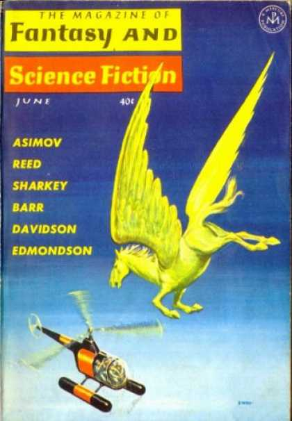 Fantasy and Science Fiction 157