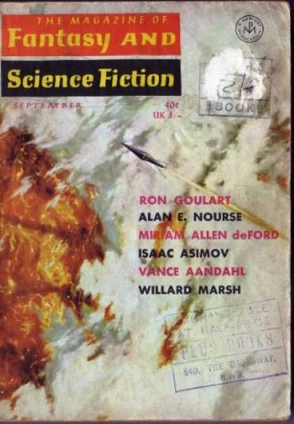 Fantasy and Science Fiction 160