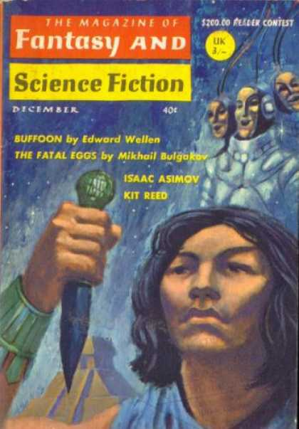 Fantasy and Science Fiction 163