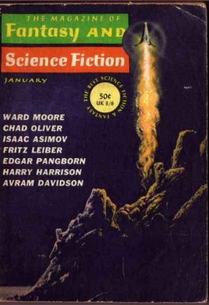 Fantasy and Science Fiction 164