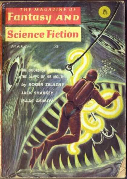 Fantasy and Science Fiction 166
