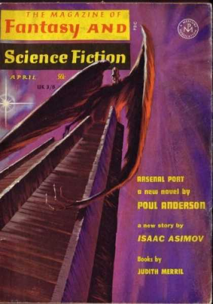Fantasy and Science Fiction 167