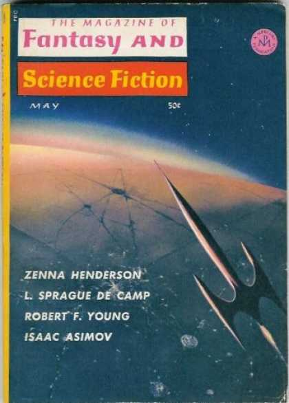 Fantasy and Science Fiction 168