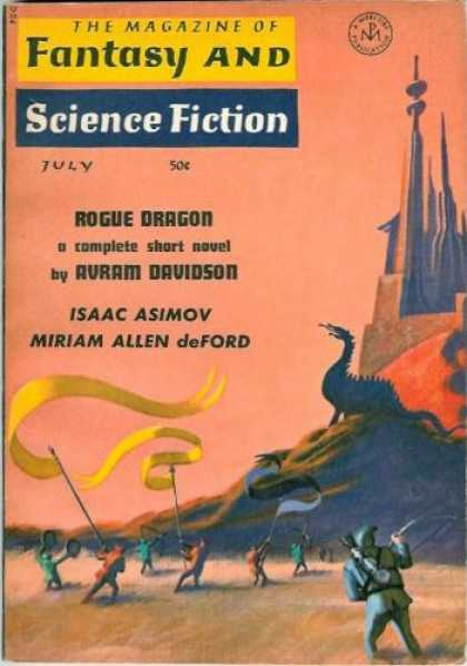 Fantasy and Science Fiction 170