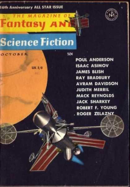 Fantasy and Science Fiction 173