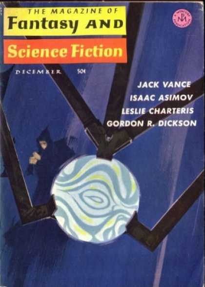 Fantasy and Science Fiction 175