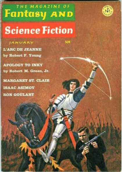 Fantasy and Science Fiction 176