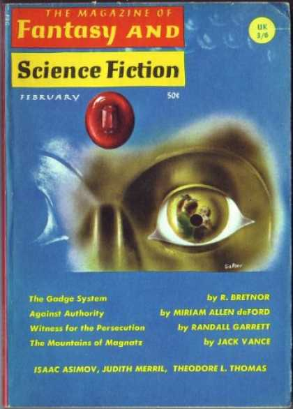 Fantasy and Science Fiction 177