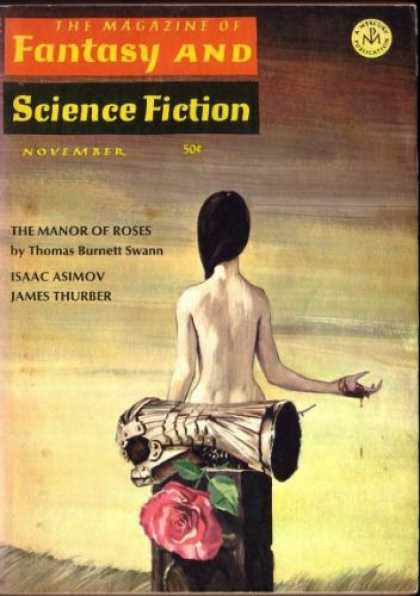 Fantasy and Science Fiction 186