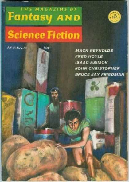 Fantasy and Science Fiction 190