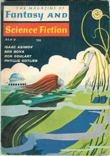 Fantasy and Science Fiction 192
