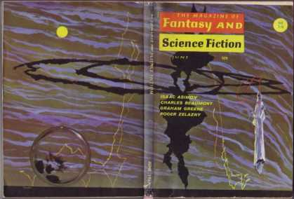 Fantasy and Science Fiction 193