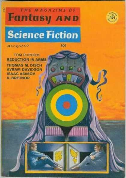 Fantasy and Science Fiction 195