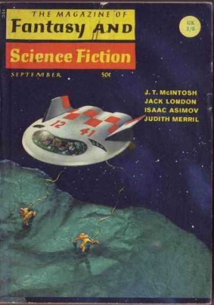 Fantasy and Science Fiction 196