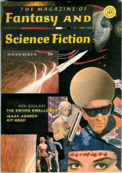 Fantasy and Science Fiction 198
