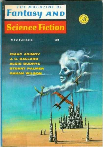 Fantasy and Science Fiction 199