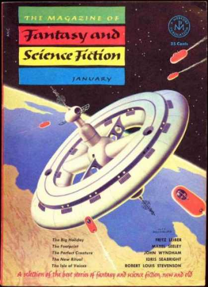 Fantasy and Science Fiction 20