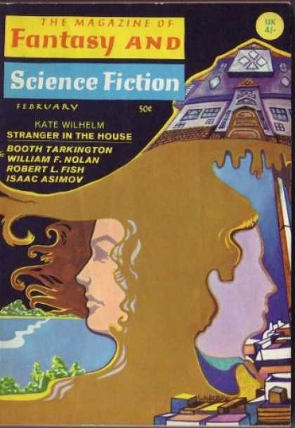 Fantasy and Science Fiction 201