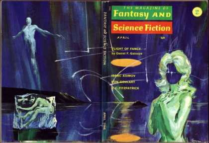 Fantasy and Science Fiction 203