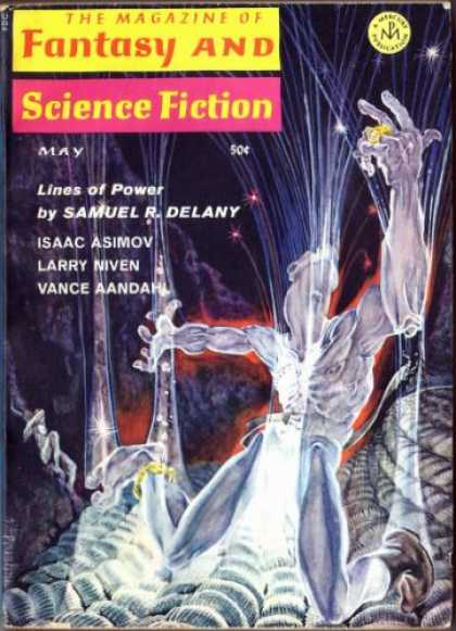 Fantasy and Science Fiction 204