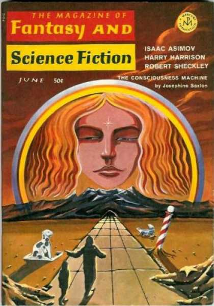 Fantasy and Science Fiction 205