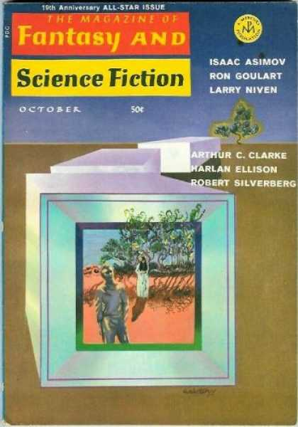 Fantasy and Science Fiction 209