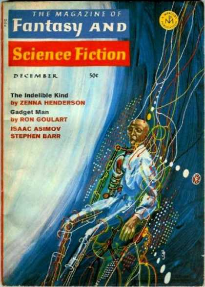 Fantasy and Science Fiction 211