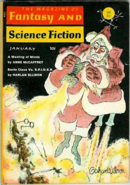 Fantasy and Science Fiction 212