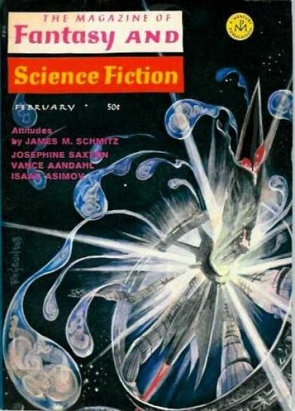 Fantasy and Science Fiction 213