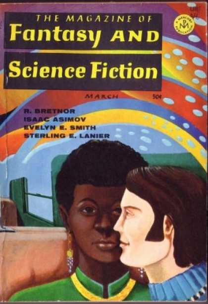 Fantasy and Science Fiction 214