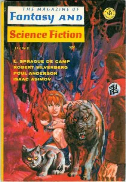 Fantasy and Science Fiction 217