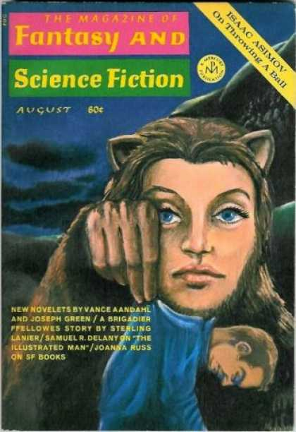 Fantasy and Science Fiction 219